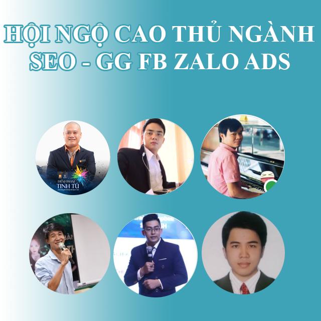 Hội Thảo SEO 2020 - Đào Tạo Seo Cộng Đồng